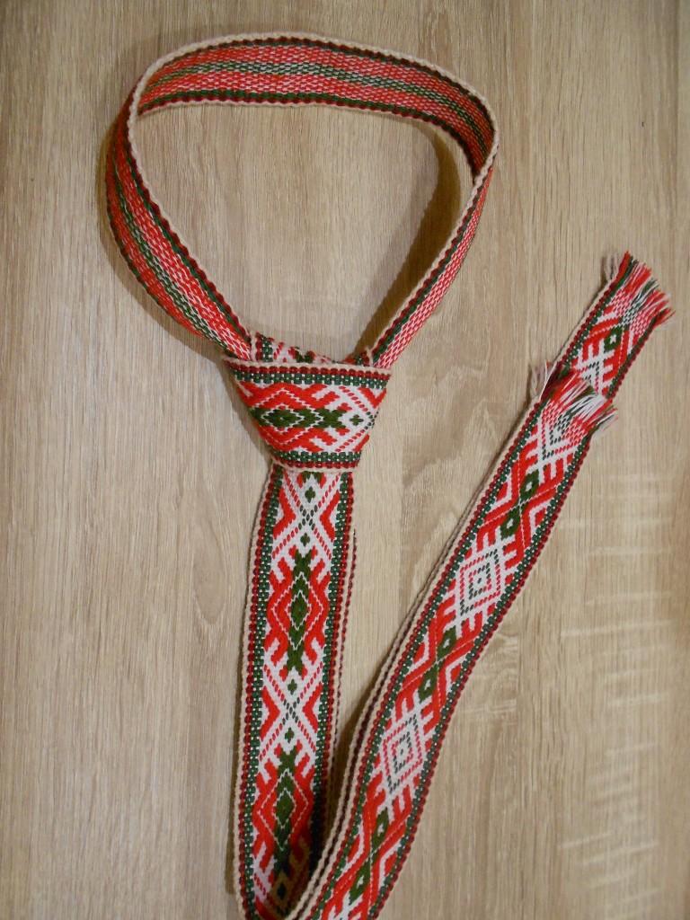 Tautinis kaklaraištis
